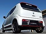 【車検対応】ロッソモデロ COLBASSO GT-X マフラー スズキ アルトRS HA36S ターボ 4WD車専用 ターボRS【新基準対応】