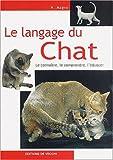 echange, troc N Magno - Le langage du chat
