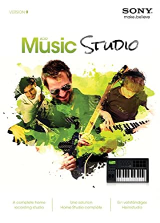 Sony ACID Music Studio 9 [Téléchargement]