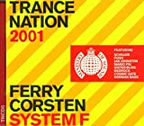 Various Artists Trance Nation 2001