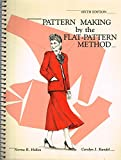 img - for By Norma R. Hollen - Pattern Making by the Flat-Pattern Method (6th Edition) (1987-01-16) [Spiral-bound] book / textbook / text book