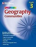 Spectrum Geography Communities: Grade 3 (Spectrum)