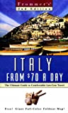 Frommer's Italy From $70 A Day (Frommer's $ A Day) (0028624475) by Bramblett, Reid