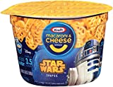Kraft Easy Mac Cheese, Star Wars Shapes, 1.9 Ounce