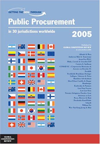 Getting the Deal Through: Public Procurement
