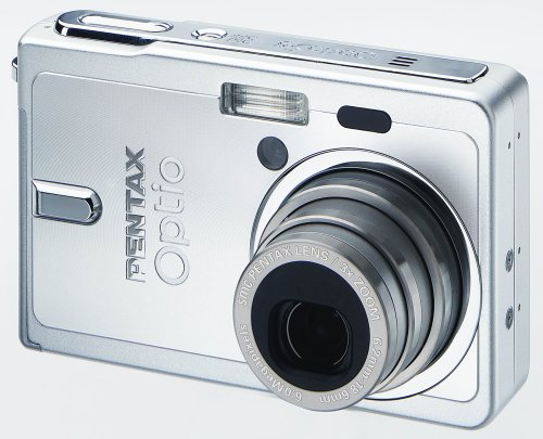 Pentax Optio S6 6MP Digital Camera with 3x Optical Zoom