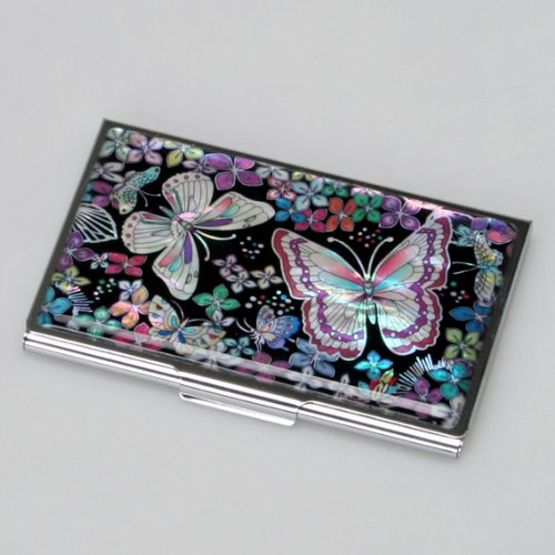 Pretty Business Card Holders for Chic La s The Chick