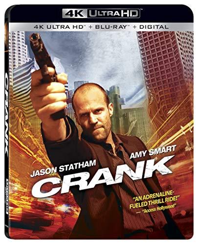 4K Blu-ray : Crank (2 Discos)