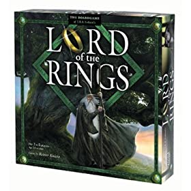 Lord of the Rings board game!