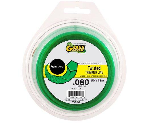 Grass Gator Z3080 Zip String Trimmer Line Pro 50-Feet Loop .080