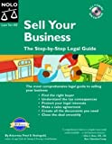 Sell Your Business: The Step by Step Legal Guide (Complete Guide to Selling a Business)