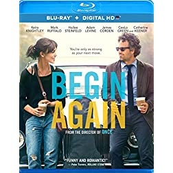 Begin Again [Blu-ray]
