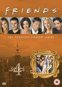 Friends: Complete Season 4 - New Edition [DVD] [1995]