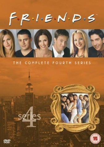 Friends: Complete Season 4 - New Edition [DVD]
