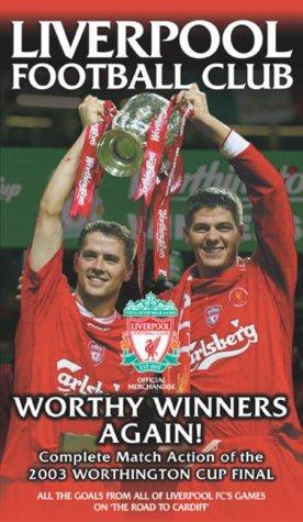Liverpool Fc – Worthy Winner Again! [VHS]