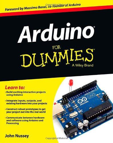 Arduino For Dummies:Malaysia Online Bookstore:John Nussey ...