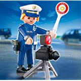 PLAYMOBIL 4669 - Special Radarkontrolle
