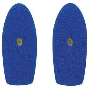 Full Circle Suds Up Soap Dispensing Dish Sponge 2-pack Refill, Blue