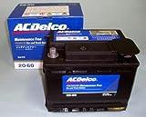 ACDelco [ エーシーデルコ ] 輸入車バッテリー [ Maintenance Free Battery ] 20-60