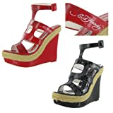 Ed Hardy Women's La Jolla Wedge