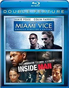 Miami Vice / Inside Man [Blu-ray] [US Import]