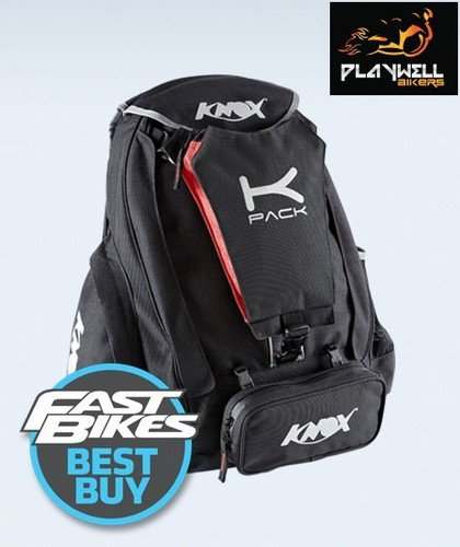 Knox K Pack Motorcycle Backpack Rucksack