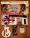 Guitar Hero III: Legends Of Rock with Wireless Guitar Controller (Nintendo Wii)