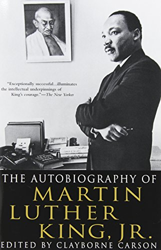 martin luther king autobiography book report A short summary of 's martin luther king, jr this free synopsis covers all the crucial plot points of martin luther king, jr.