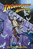 Indiana Jones Adventures 2 (Turtleback School & Library Binding Edition) (Indiana Jones Adventures (Pb)) (0606141707) by Evanier, Mark