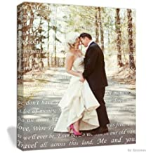 Your Personalized Photo Art Or Picture Image On Canvas, Custom Canvas Print Gallery Wrap, Photo On Canvas Print...