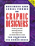 Business and Legal Forms for Graphic Designers (Business and Legal Forms Series) (158115030X) by Crawford, Tad
