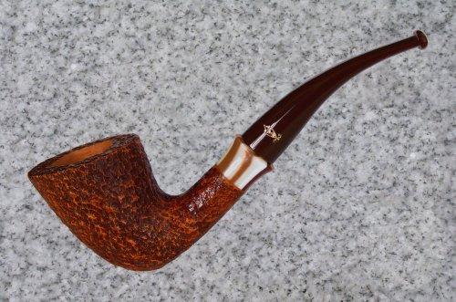 Savinelli Caramella Rustic (920 KS) Tobacco Pipe