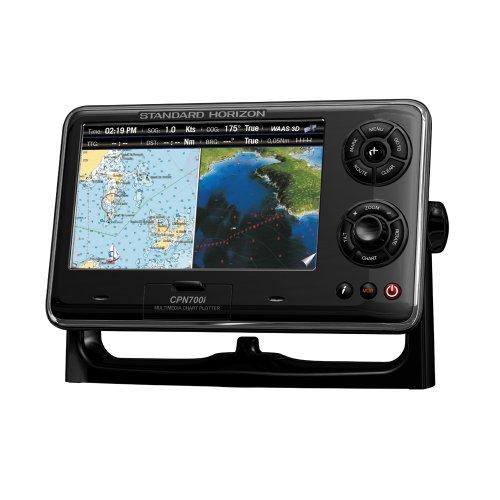 Standard Horizon CPN700i 7-Inch Touchscreen Network Chartplotter