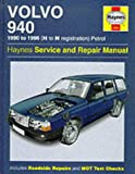 Volvo 940 Service and Repair Manual (Haynes Service and Repair Manuals)