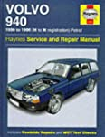 Volvo 940 Service and Repair Manual (...