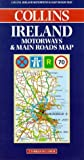 Ireland Motorways & Main Roads (000448813X) by Collins Publishers