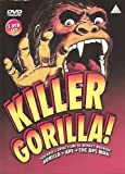 Killer Gorilla! [DVD] cult film
