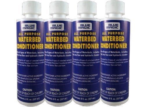 Multi Purpose Waterbed Conditioner 4 Pack (Waterbed Conditioner Blue Magic compare prices)