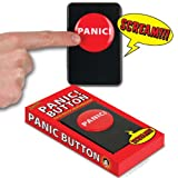 Screaming Panic Button Home Office Novelty