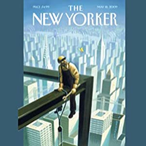 The New Yorker, May 18th, 2009 (Jonah Lehrer, Dana Goodyear, John Seabrook) Periodical