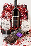 Hearts Desire Wine Gift Set, 1 x 750 mL