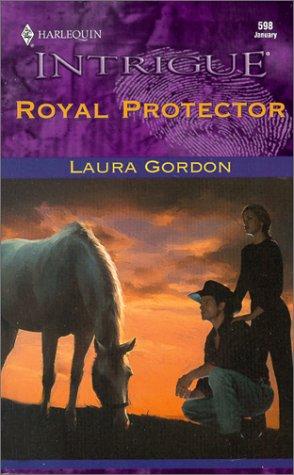 Image for Royal Protector (Harlequin Intrigue, No 598)