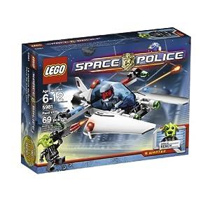 LEGO Space Police Raid VPR (5981)