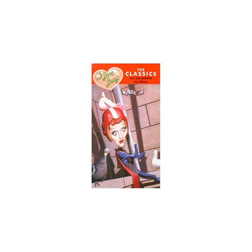 I Love LucyLucy Meets Superman/Freez [VHS]