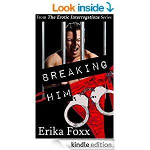 Breaking him book cover
