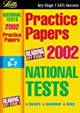 **OP**KS1 National Test Practice Papers: Reading: Reading Key stage 1 (Key Stage 1 National Tests)