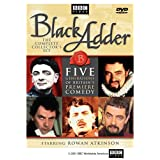 Black Adder: The Complete Collector's Set ~ Rowan Atkinson