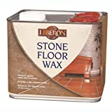 Liberon Stone Floor Wax Satin Finish 5L 015744