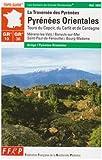 echange, troc Guide FFRP - Les Pyrenées-Orientales GR10/36