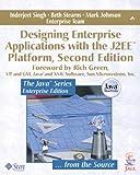 Designing Enterprise Applications with the J2EE¿ Platform (2nd Edition) (0201787903) by Singh, Inderjeet